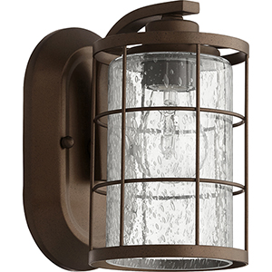 Ellis Oiled Bronze One-Light Wall Sconce