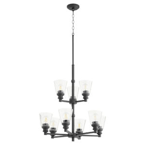 Dunbar Noir Nine-Light Chandelier
