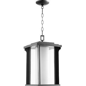Garrett Black One-Light Pendant