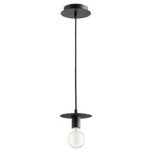 Noir One-Light 6-Inch Mini Pendant