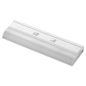 White LED 12-Inch Undercabinet Light