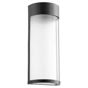 Fontaine Noir LED 8-Inch Outdoor Wall Mount