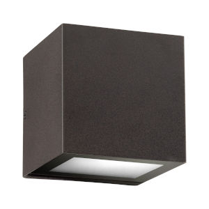 Ion Oil Bronze LED Outdoor Wall Mount