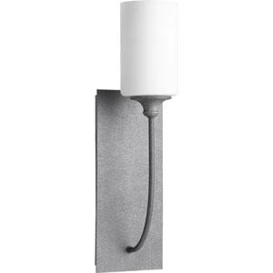 Celeste Zinc One-Light 5-Inch Wall Mount