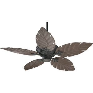 Monaco Old World 52-Inch Patio Fan