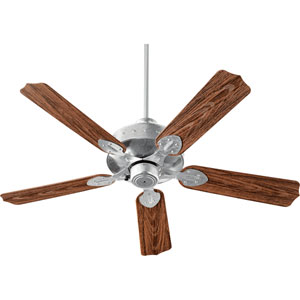 Hudson Galvanized Energy Star 52-Inch Patio Fan