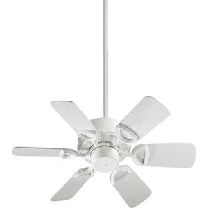 Estate White 30-Inch Patio Fan