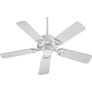Estate White 42-Inch Patio Fan