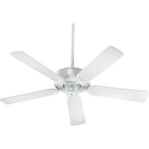 Allure White Energy Star 52-Inch Patio Fan