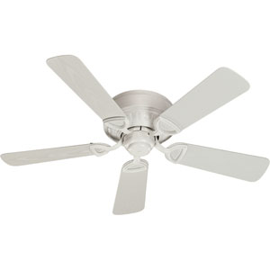 Medallion Studio White 42-Inch Patio Fan