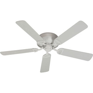 Medallion Studio White 52-Inch Patio Fan