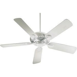 Pinnacle Studio White Energy Star 52-Inch Patio Fan