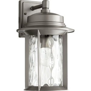Charter Graphite 9.5-Inch One-Light Outdoor Wall Mount