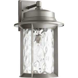 Charter Graphite 11.5-Inch One-Light Outdoor Wall Mount