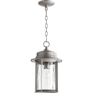 Charter Graphite 9.5-Inch One-Light Outdoor Hanging Lantern