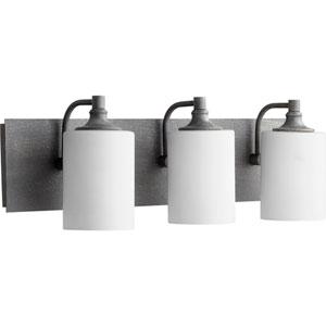 Celeste Zinc Three-Light 25-Inch Vanity