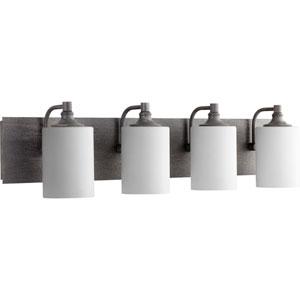 Celeste Zinc Four-Light 33-Inch Vanity