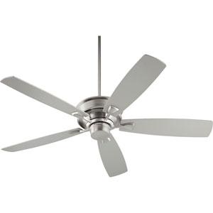 Alton Satin Nickel 60-Inch Ceiling Fan