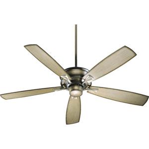 Alton Antique Flemish 60-Inch Ceiling Fan