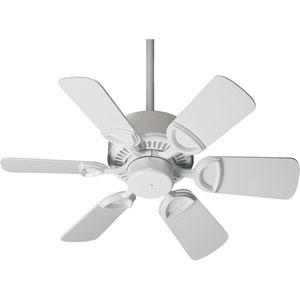 Estate White 30-Inch Ceiling Fan