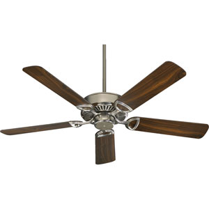 Estate Satin Nickel Energy Star 52-Inch Ceiling Fan