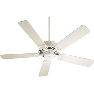 Estate Antique White Energy Star 52-Inch Ceiling Fan