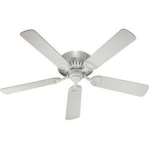 Medallion Studio White 52-Inch Ceiling Fan