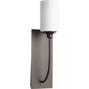Celeste Oiled Bronze 5-Inch One-Light Wall Sconce