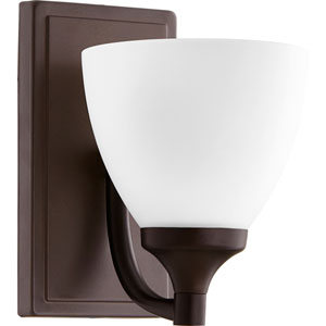 Enclave Oiled Bronze One-Light 6-Inch Wall Mount