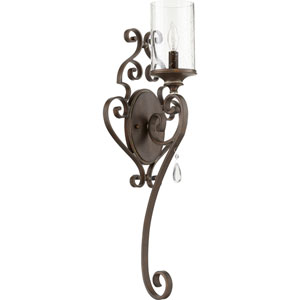 San Miguel Vintage Copper One-Light Wall Sconce