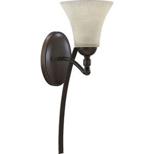Aspen One-Light Oiled Bronze Sconce