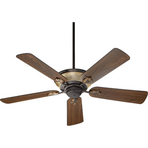 Roderick Toasted Sienna with Golden Fawn 52-Inch Ceiling Fan