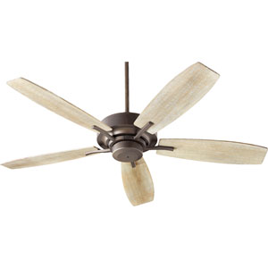 Soho Oiled Bronze 52-Inch Ceiling Fan