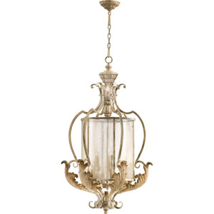 Florence Persian White Nine-Light Pendant