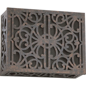 Toasted Sienna 6-Inch Door Chime Cover