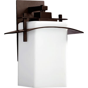 Kirkland Oiled Bronze One Light Outdoor Wall Light