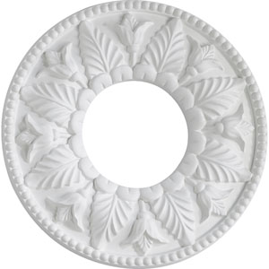 Studio White 10-Inch Ceiling Medallion
