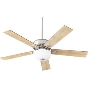 Rothman Satin Nickel Two-Light 52-Inch Ceiling Fan