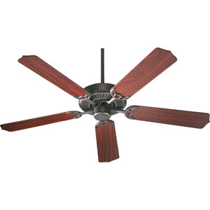 Capri Toasted Sienna Energy Star 52-Inch Ceiling Fan