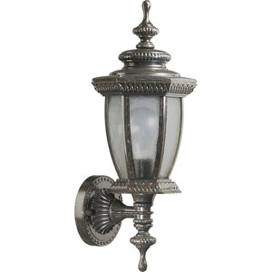 Baltic Small Up One-Light Baltic Granite Outdoor Wall Light