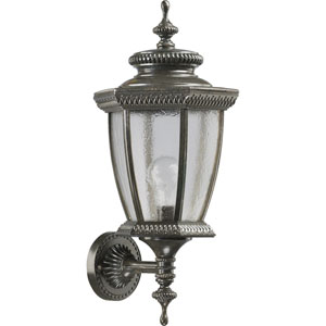 Baltic Large Up One-Light Baltic Granite Outdoor Wall Light