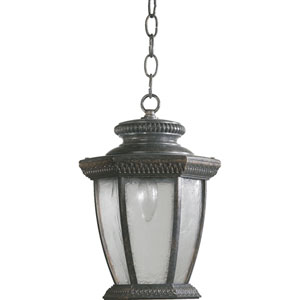 Baltic One-Light Baltic Granite Outdoor Pendant