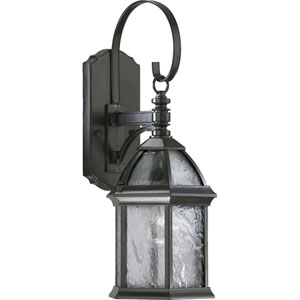 Weston One-Light Timberland Granite Outdoor Wall Light