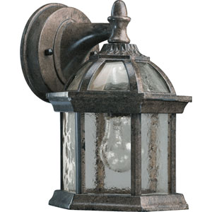 Weston One-Light Baltic Granite Outdoor Wall Light