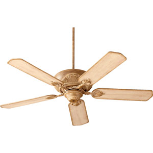 Chateaux French Umber Energy Star 52-Inch Ceiling Fan