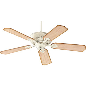 Chateaux Persian White Energy Star 60-Inch Ceiling Fan