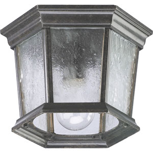 Baltic Granite One-Light Outdoor Ceiling Mount