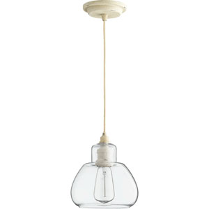 Filament Persian White 7.5-Inch One-Light Mini Pendant
