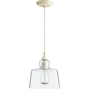Filament Persian White 8.5-Inch One-Light Pendant