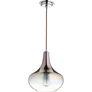 Filament Gunmetal 11.5-Inch One-Light Pendant